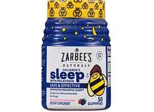 Zarbees Naturals Childrens Sleep with Melatonin
