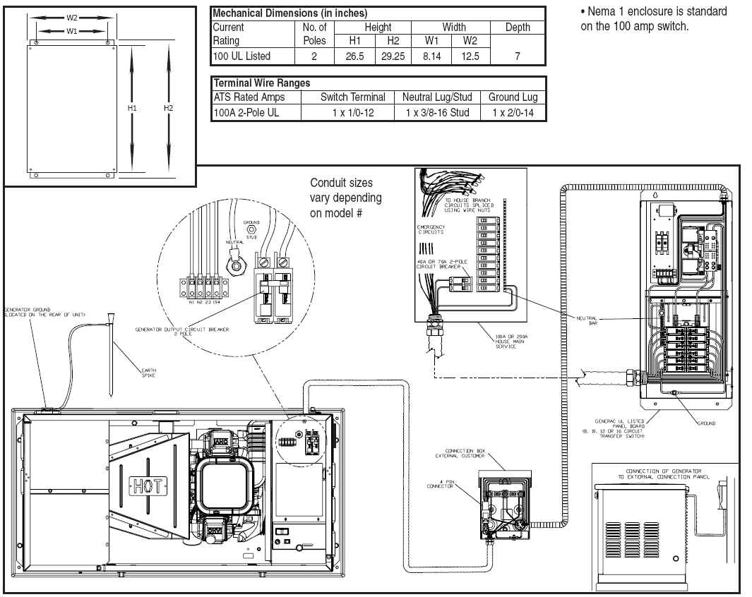 22kw generac generator wiring diagram linksys wireless router setup whole house 13kw diagrams best