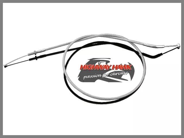 Câble Embrayage Honda VT 750 Shadow Highway-Hawk Acier