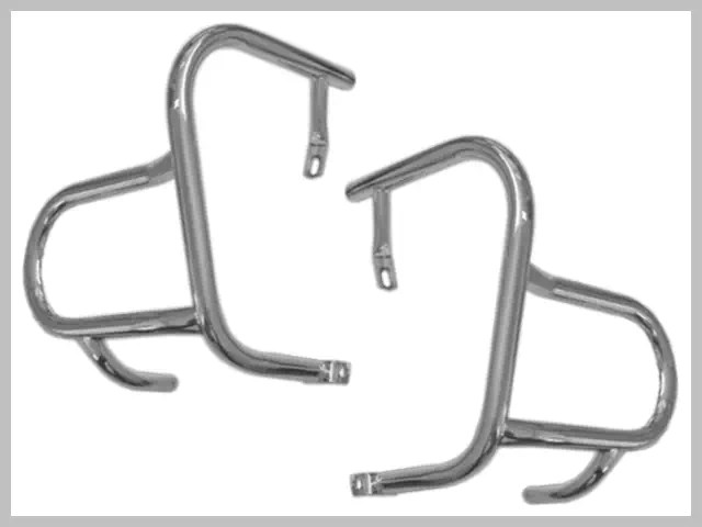 Pare-Cylindre Fat-Bar Moto Custom et Harley-Davidson