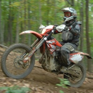 Straight Arrow Enduro