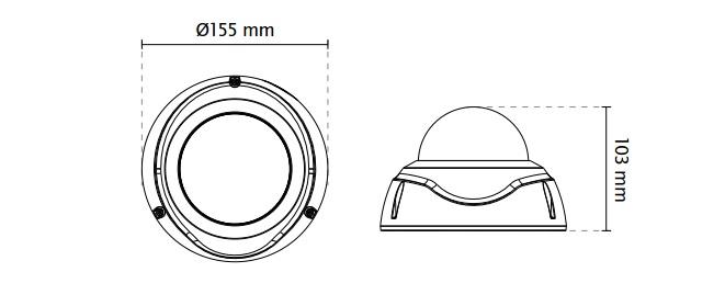 Vivotek FD8382-VF2 Fixed Dome Network Camera ¦ use-IP Ltd