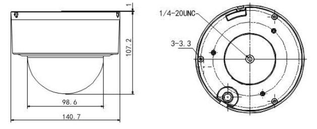Hikvision DS-2DE3204W-DE 2MP Mini PTZ Camera ¦ use-IP Ltd