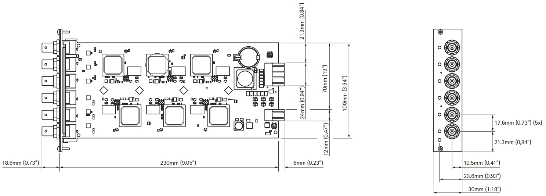 Axis Q7436 Video Encoder Blade 0584-001 ¦ use-IP Ltd