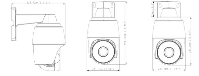 Geovision GV-SD2723-IR 20x 2MP 20x PTZ Camera ¦ use-IP Ltd