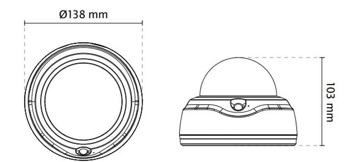 Vivotek FD9181-HT 5MP Indoor Fixed Dome Camera ¦ use-IP Ltd