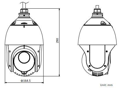 Hikvision DS-2DE4225IW-DE 2MP 25x PTZ Camera