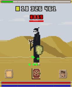 RPG Clicker Screenshot