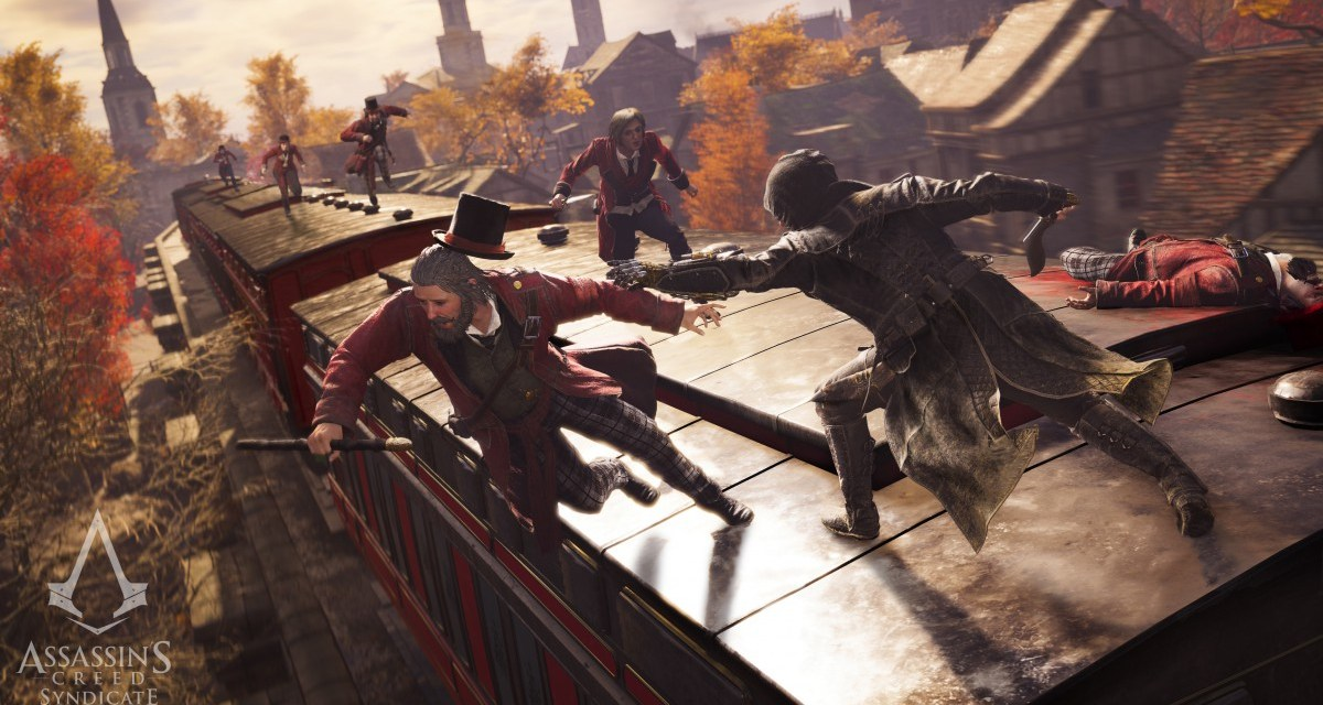 E3 2015 – Ubisoft give us two trailers for Assassins Creed: Syndicate
