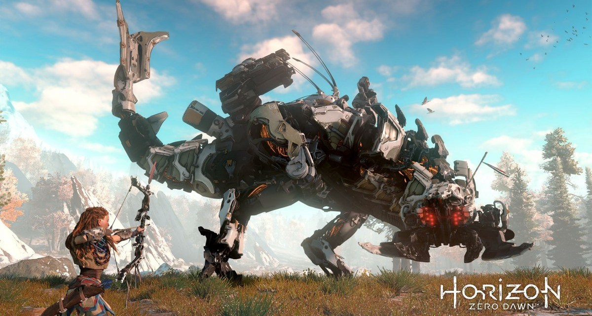 E3 2015 – Guerrilla Games reveal new IP, Horizon: Zero Dawn – features ROBOT DINOSAURS