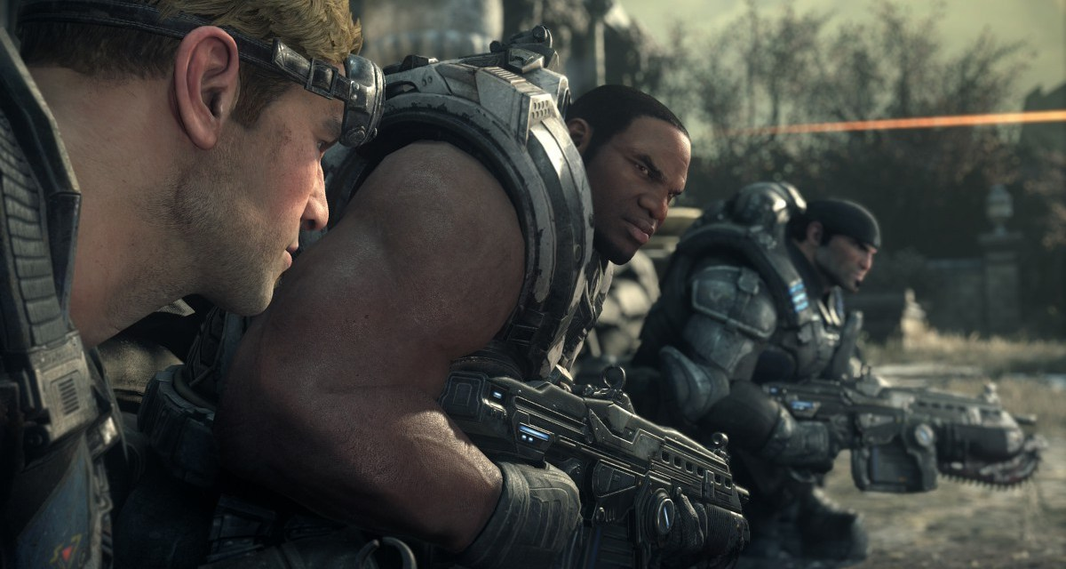 E3 2015 – Gears Of War: Ultimate Edition officially revealed