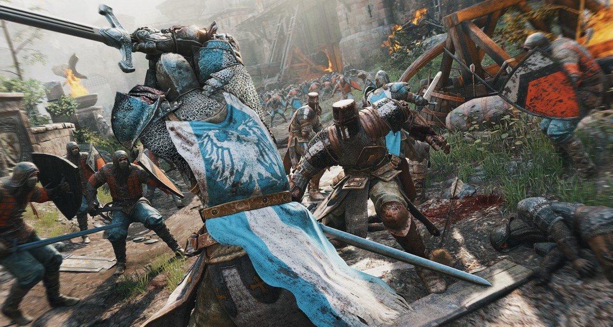 E3 2015 – Ubisoft reveal new IP, For Honor