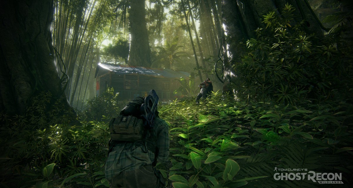 E3 2015 – Ubisoft reveal the latest entry in the Ghost Recon series, Ghost Recon: Wildlands