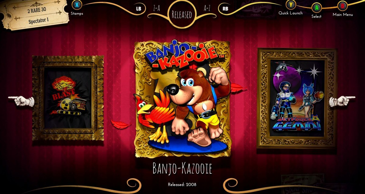 E3 2015 – Revisit 30 years of Rare games with Rare Replay