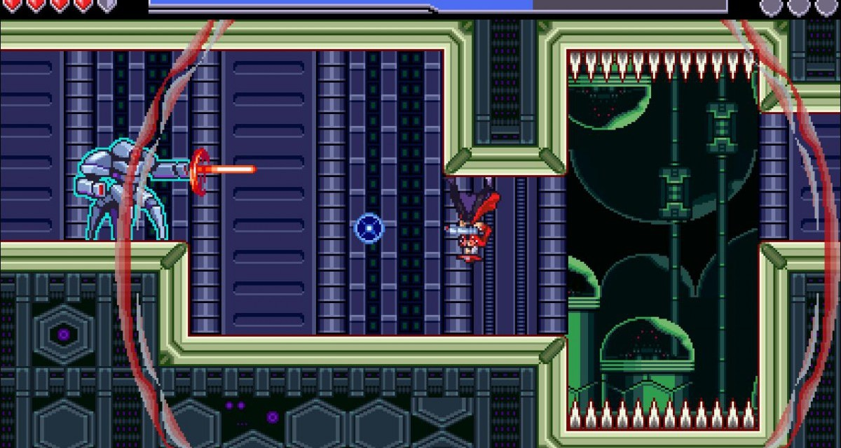 New trailer for 3DS and WiiU platformer Antipole DX