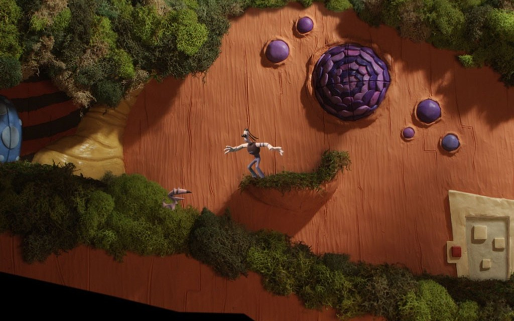 Clay animated adventure Armikrog coming this August