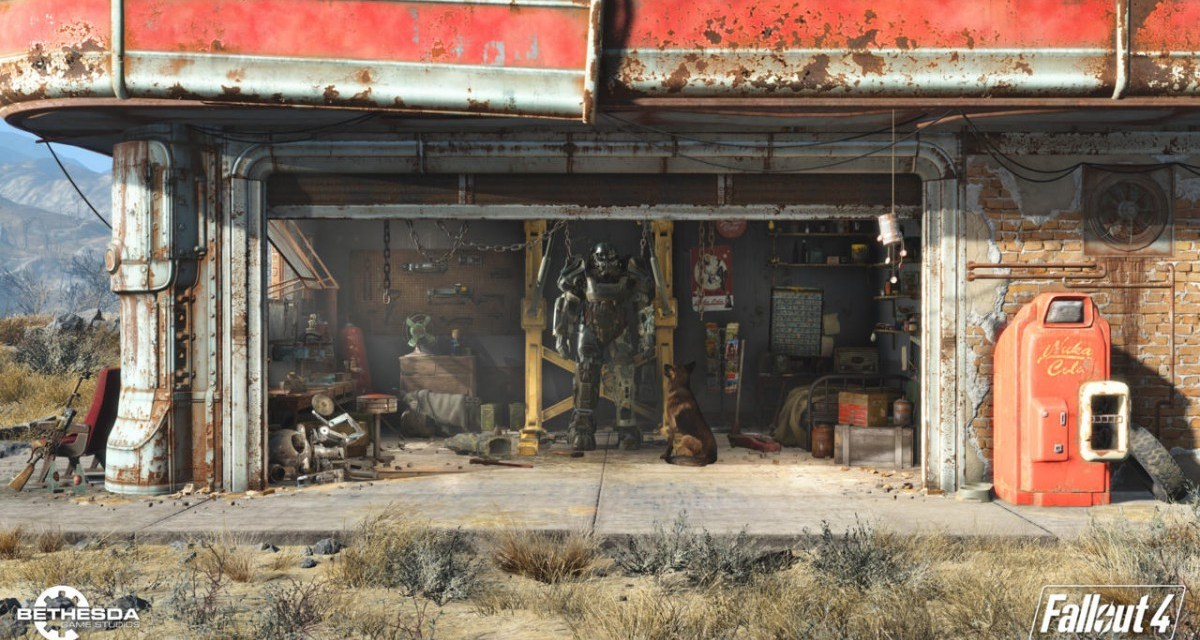 Fallout 4 officially revealed with trailer – coming to Playstation 4, Xbox One and PC