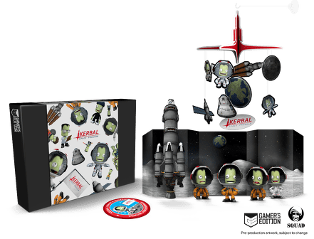 Kerbal Space Program physical release
