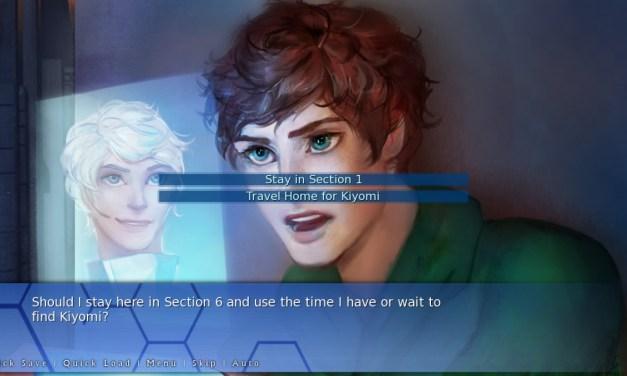 Sci-fi visual novel Orion hits Steam Greenlight