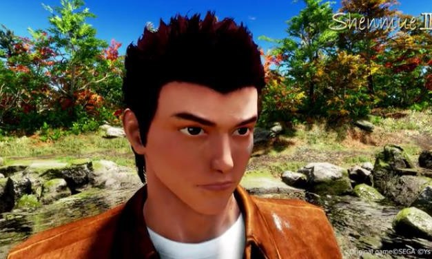 E3 2015 – Shenmue 3 revealed for Kickstarter, smashes goal within 24 hours