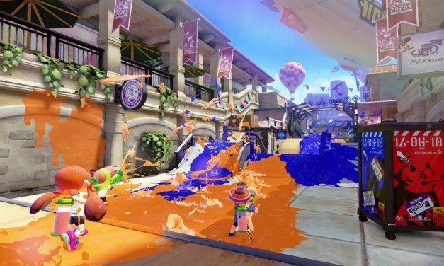 New DLC released for Splatoon – ranked battles and Splat Zones also unlocked