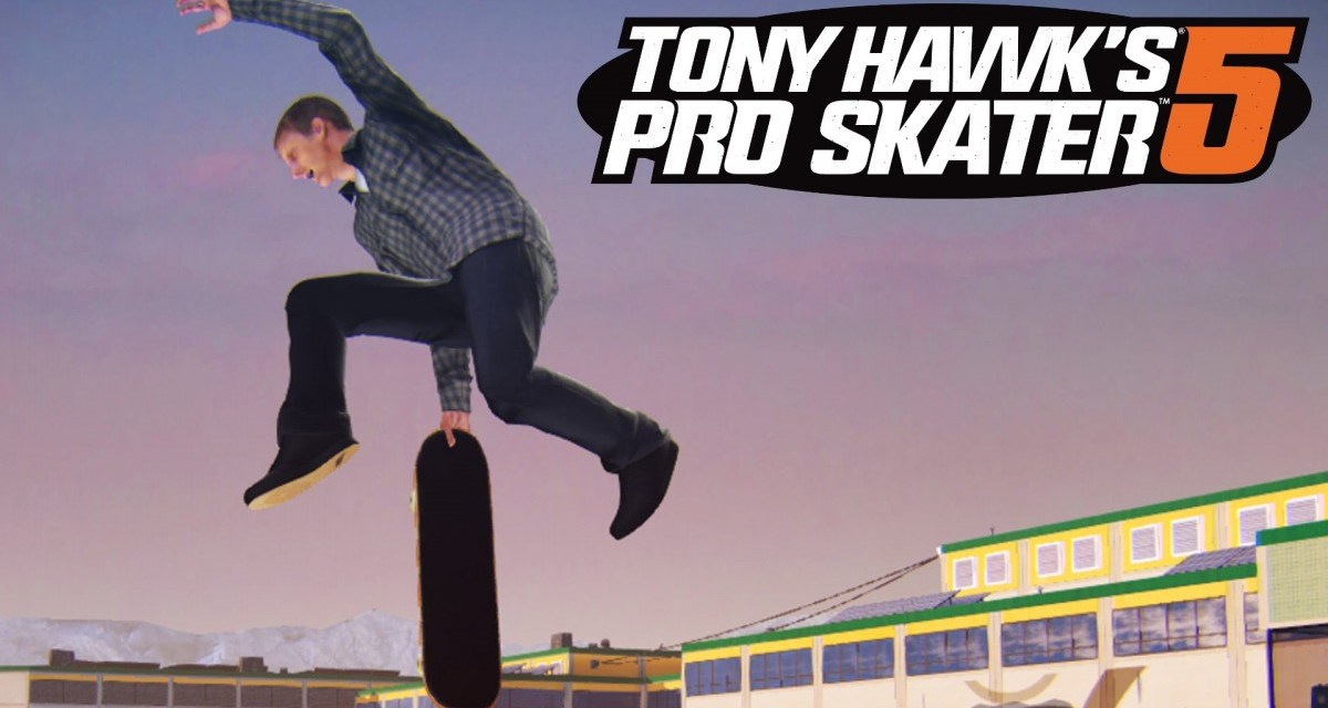 E3 2015 – Tony Hawk's Pro Skater 5 releasing this September