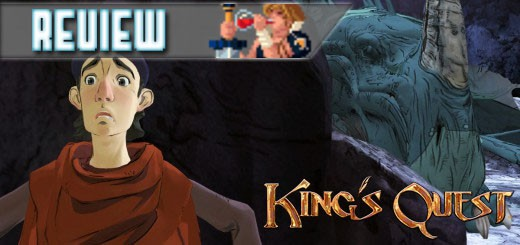 REVIEW – King's Quest: A Knight To Remember