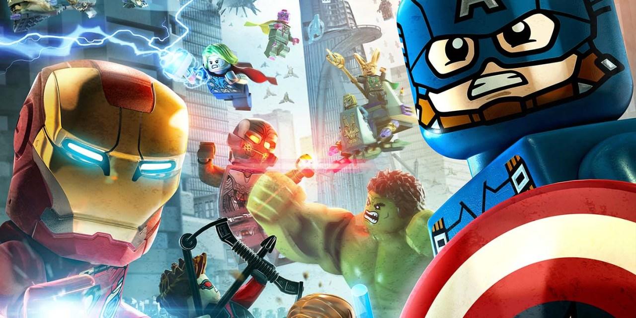 Awesome new trailer revealed for LEGO Marvel's Avengers