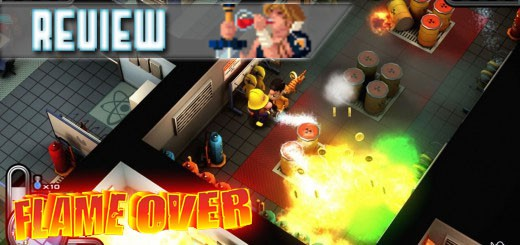 REVIEW – Flame Over
