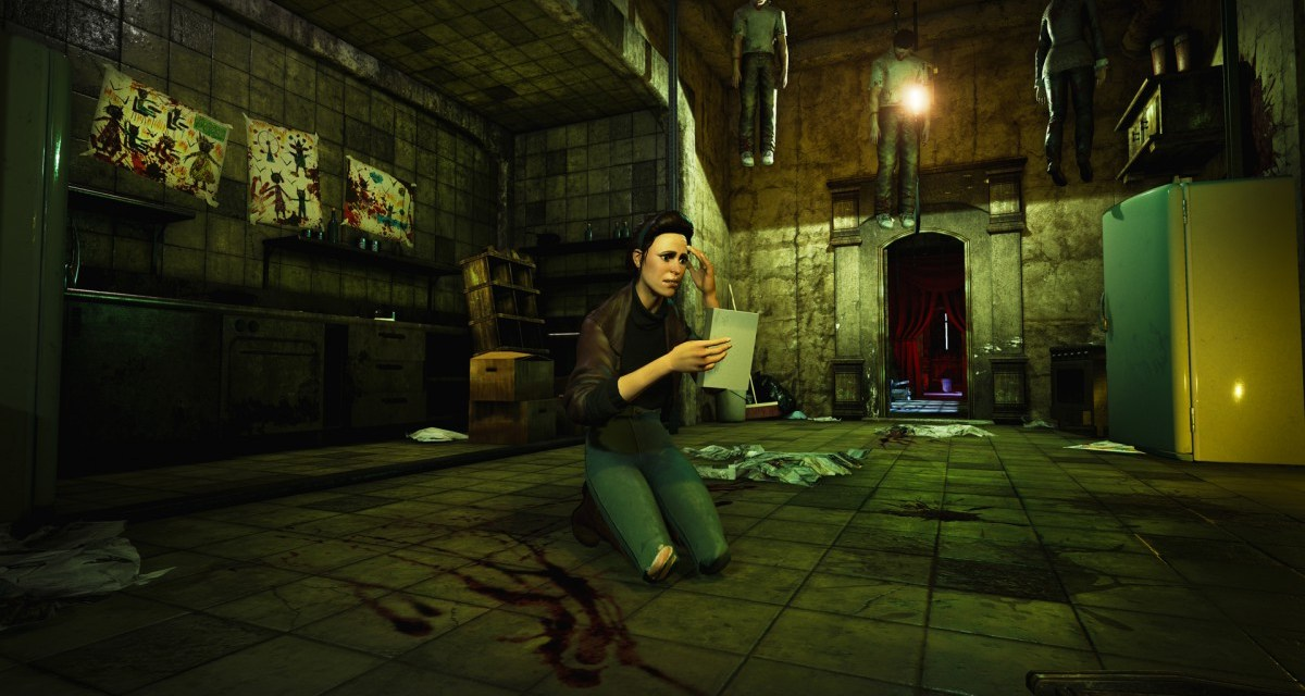 New trailer reveals story and gameplay details for psychological horror title The Park