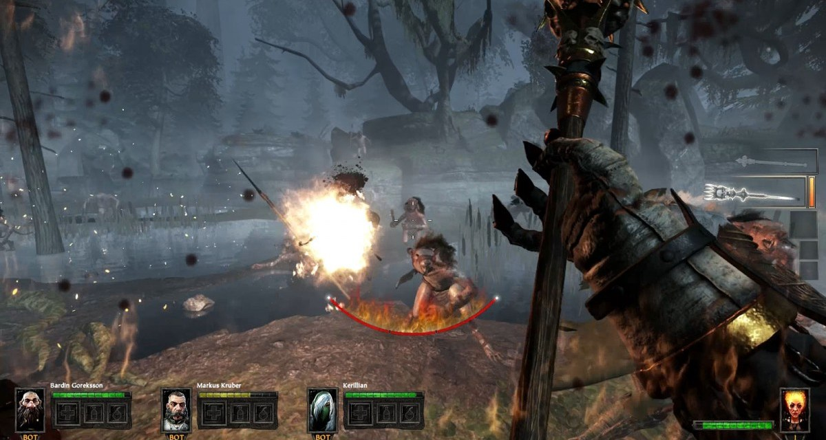 New Warhammer: The End Times – Vermintide trailer released ahead of October 23rd release