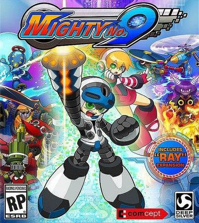 New trailer for Mighty No. 9 brings on the action