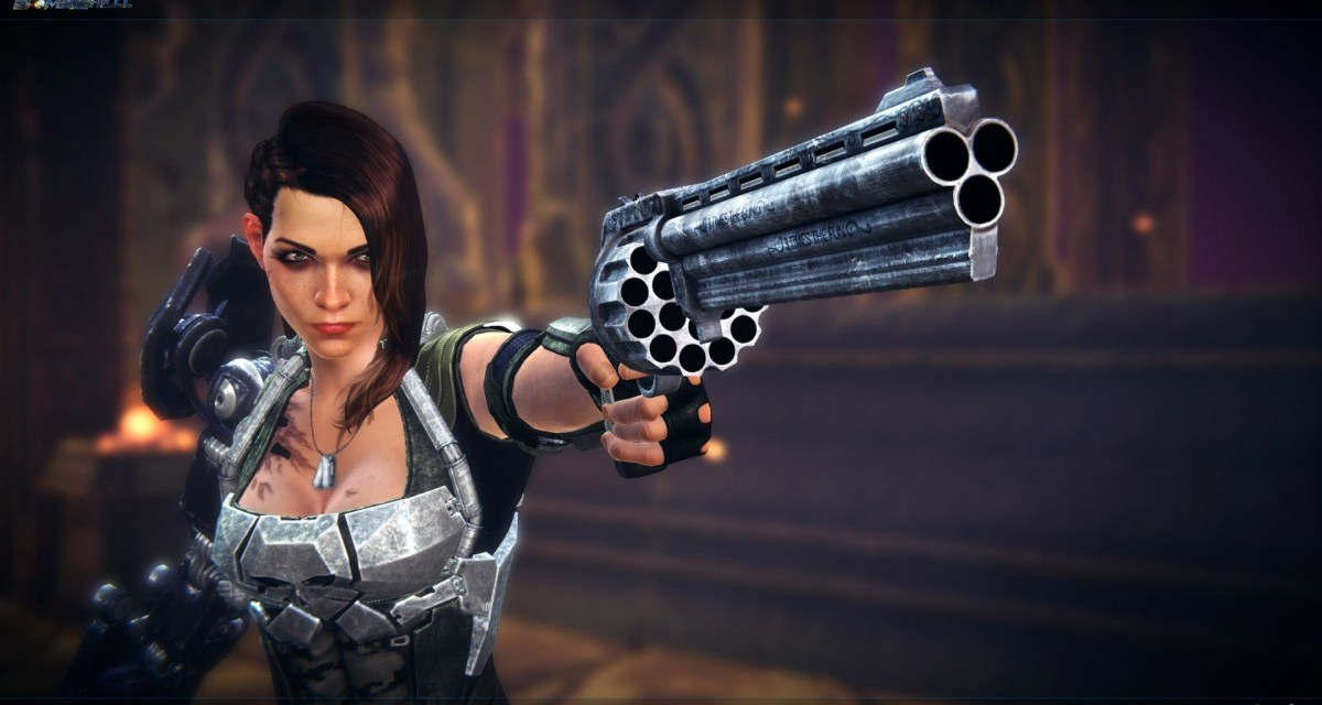 3D Realms releasing action RPG shooter Bombshell January 2016