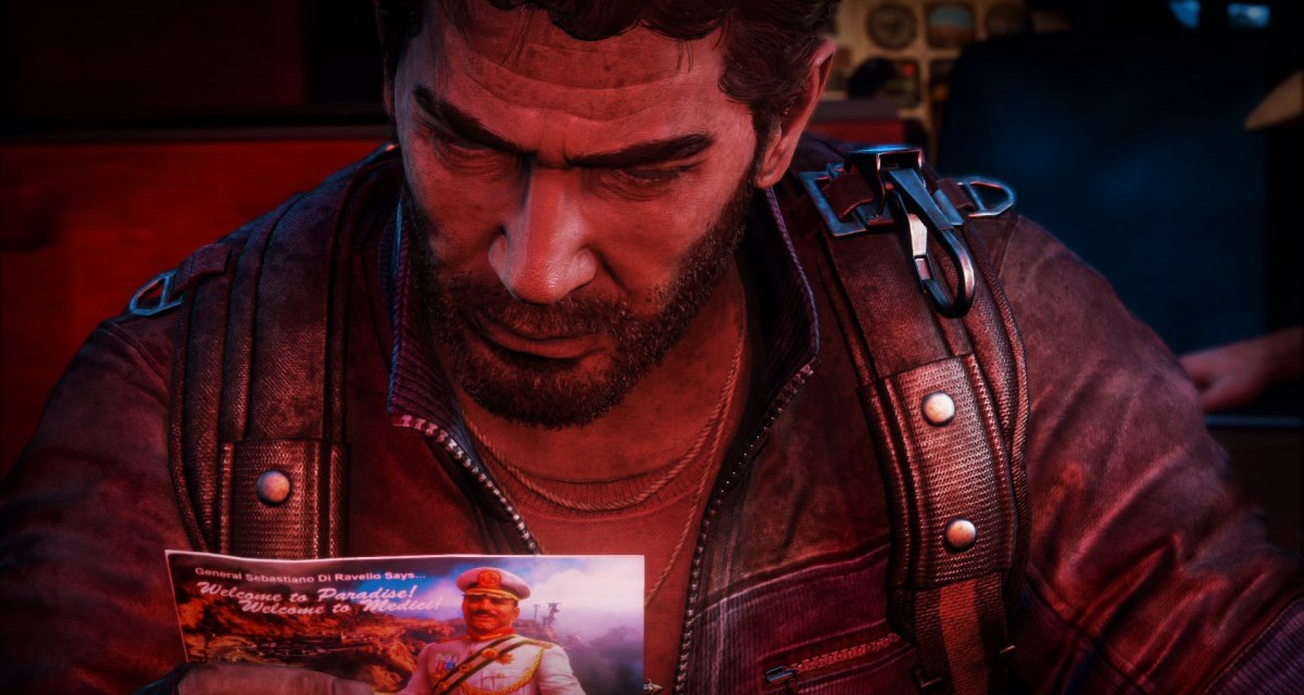 New 4K trailer for Just Cause 3 shows how beautiful the game looks