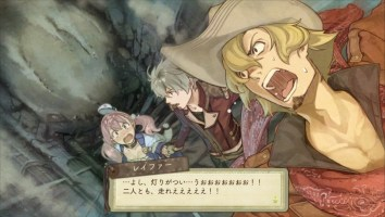 Atelier Escha and Logy Plus