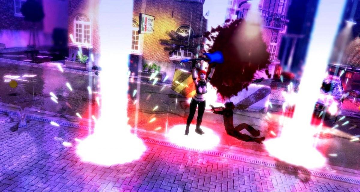 Zom-beat 'em up RockZombie hitting Xbox One in December