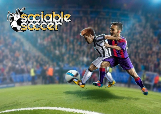 Sociable Soccer – the spiritual successor to Sensible Soccer – seeking funds on Kickstarter