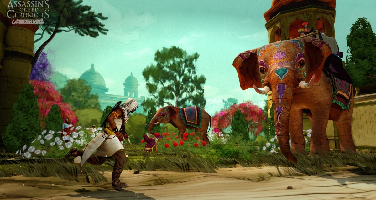 New trailer released for Assassin's Creed Chronicles: India