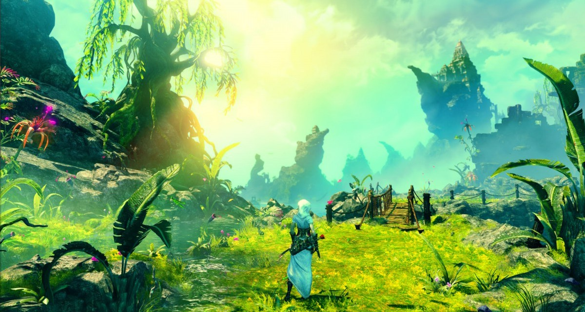 Trine 3: The Artifacts Of Power now available on Playstation 4