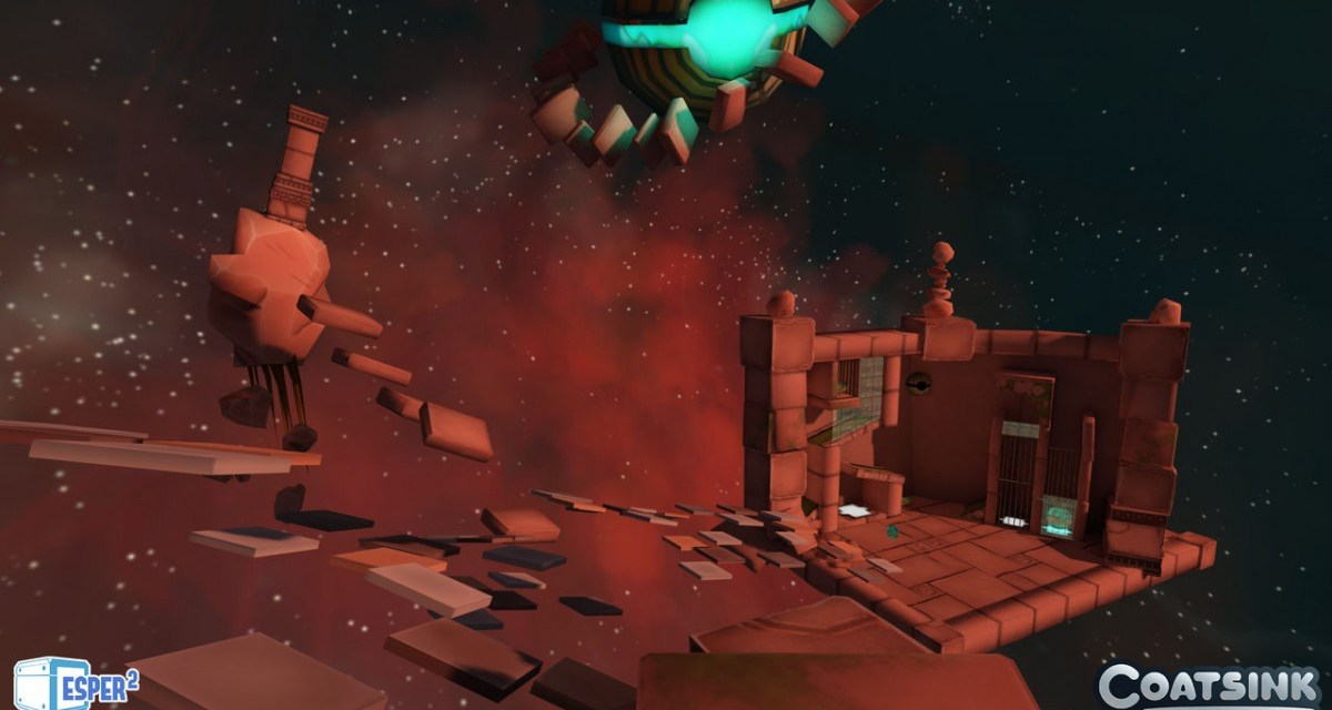 VR puzzler Esper 2 launches on Oculus Rift today