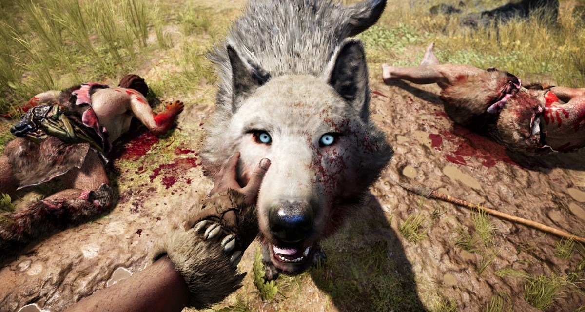 New gameplay trailer revealed for Far Cry Primal