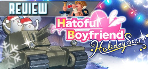 REVIEW – Hatoful Boyfriend: Holiday Star