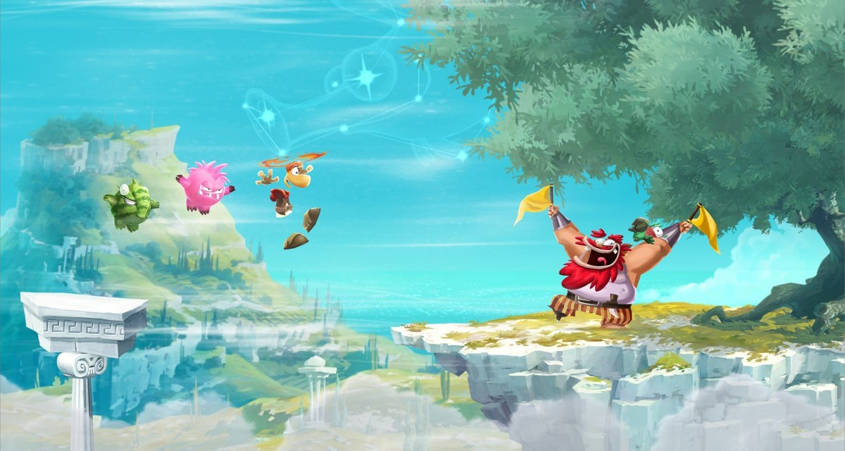 Rayman Adventures lands on smart phones and tablets today