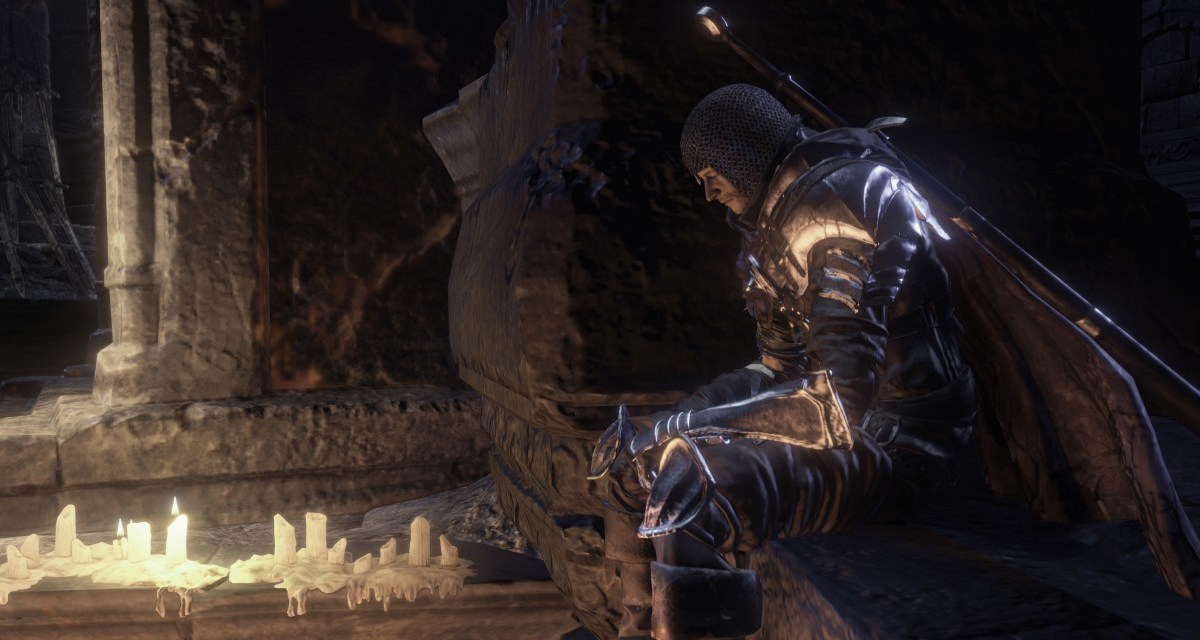 New screenshots released for Dark Souls III