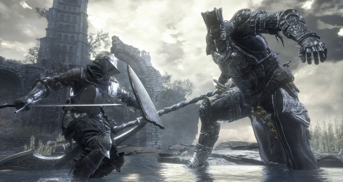 The 'True Colours Of Darkness' revealed in all new Dark Souls III trailer