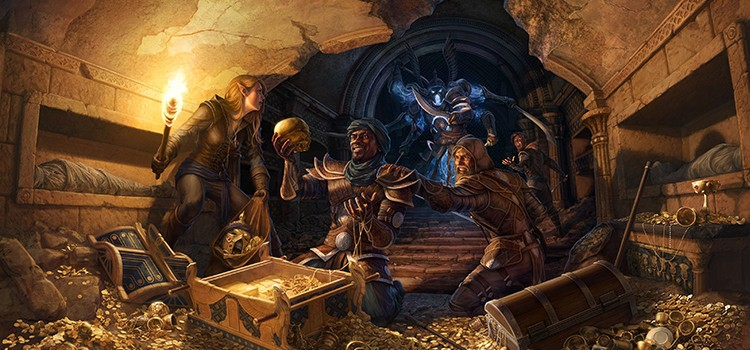 Join the Thieves Guild in the latest expansion to The Elder Scrolls Online
