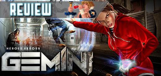 REVIEW – Gemini: Heroes Reborn