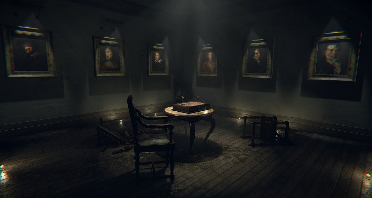 Layers Of Fear officially releases today on PC and consoles