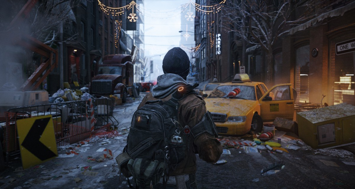 New trailer explores the RPG elements of The Division