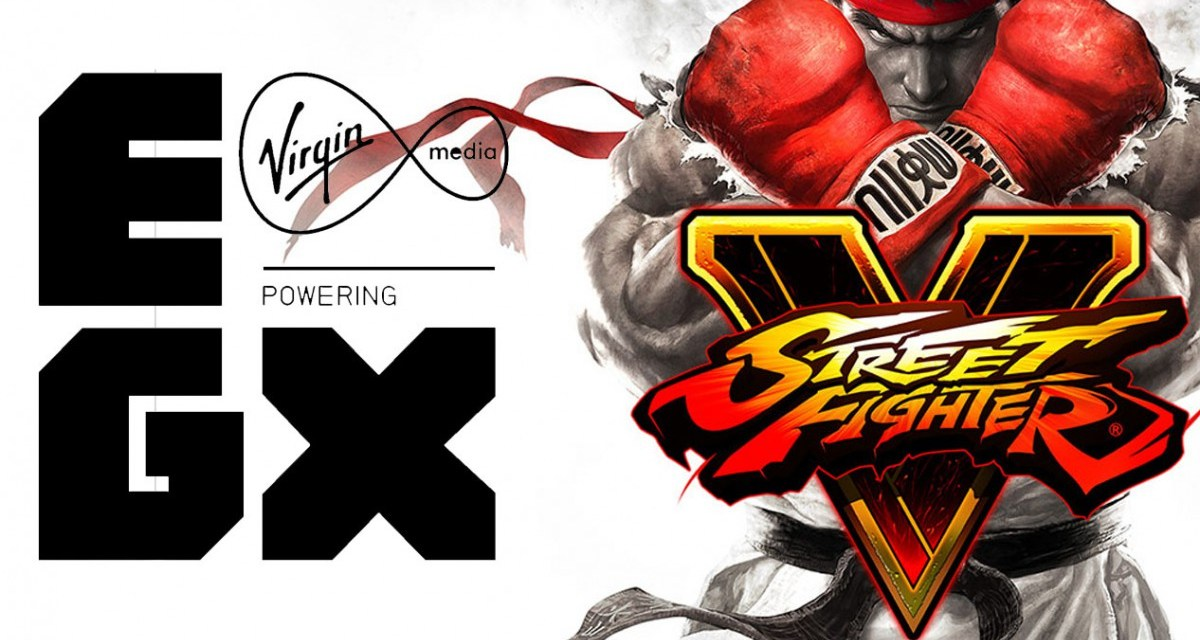EGX 2016 will be hosting a Capcom Pro Tour Street Fighter V tournament
